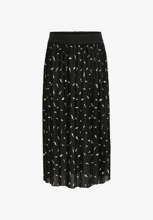 Pleated skirt - black 2
