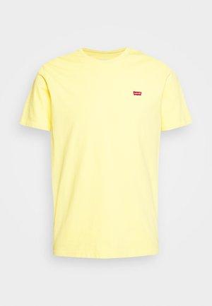 ORIGINAL TEE - T-shirt basic - dusky citron