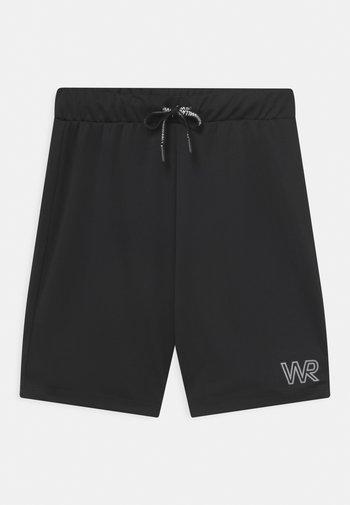 SPORT - Shorts - black