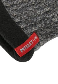 Millet - WOOL GLOVE - Gloves - black - 5