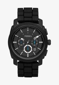 Fossil - Chronograph watch - black - 0