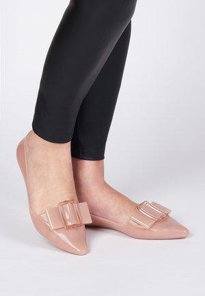 POINTY - Baleriny - pink/beige