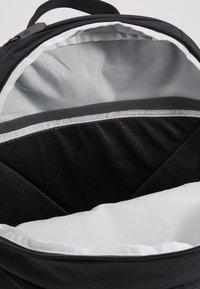 The North Face - WOMENS ISABELLA - Rucksack - black heathr/white - 5