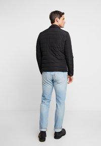Teddy Smith - V-ROBIN - Light jacket - black - 3