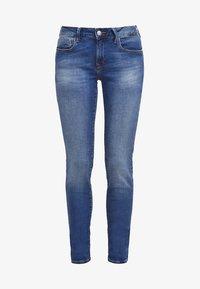 Mavi - ADRIANA - Jeans Skinny Fit - deep shadded - 6