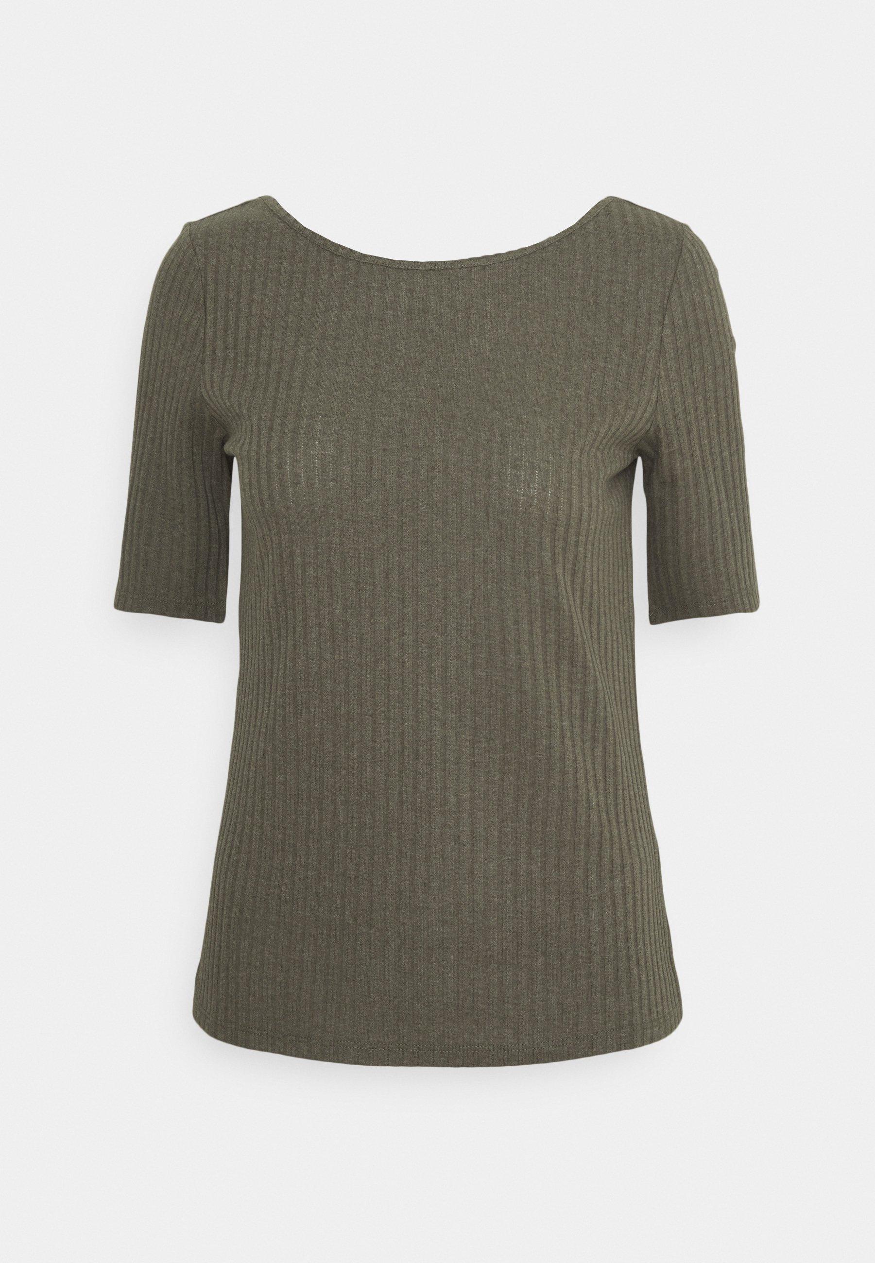 Women POINTELLE - Print T-shirt