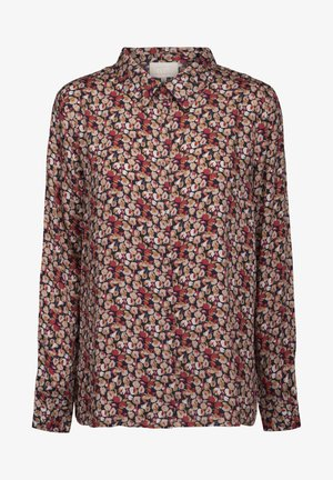 MELINA  - Button-down blouse - macaroon flower