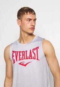 Everlast - MACHIDA - Top - heather grey - 3