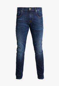 Scotch & Soda - TYE - Jeans Tapered Fit - icon blauw - 3