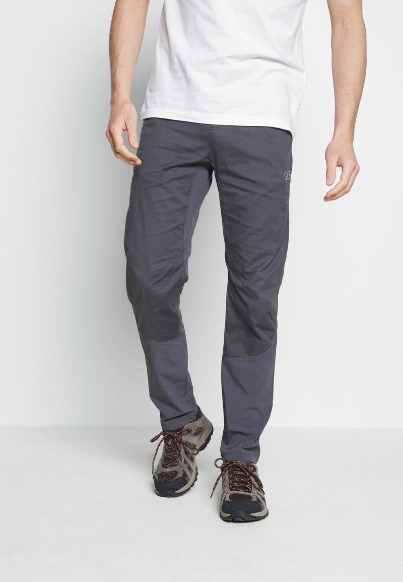 La Sportiva - RISE PANT - Kalhoty - carbon