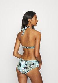 Esprit - HERA BEACH FLEXIWIRE - Bikini top - khaki - 2