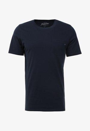 JJEPOCKET  - Basic T-shirt - navy blazer