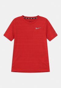Nike Performance - MILER - Basic T-shirt - university red - 0