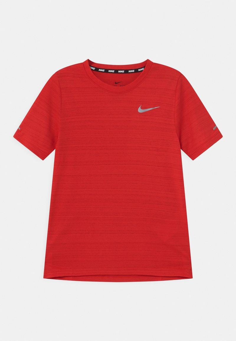 Nike Performance - MILER - Basic T-shirt - university red