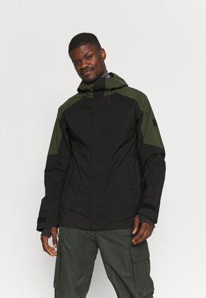 Snowboard jacket - black out