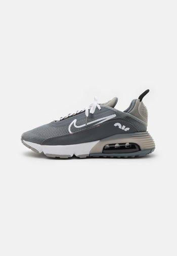 AIR MAX 2090 UNISEX - Sneakers - medium grey/white/cool grey/black