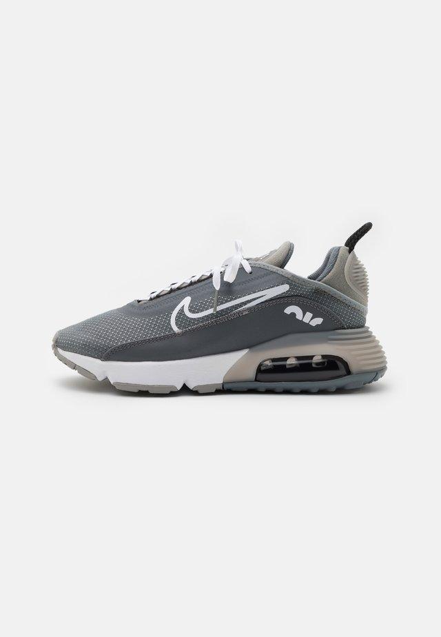 AIR MAX 2090 UNISEX - Sneakers laag - medium grey/white/cool grey/black