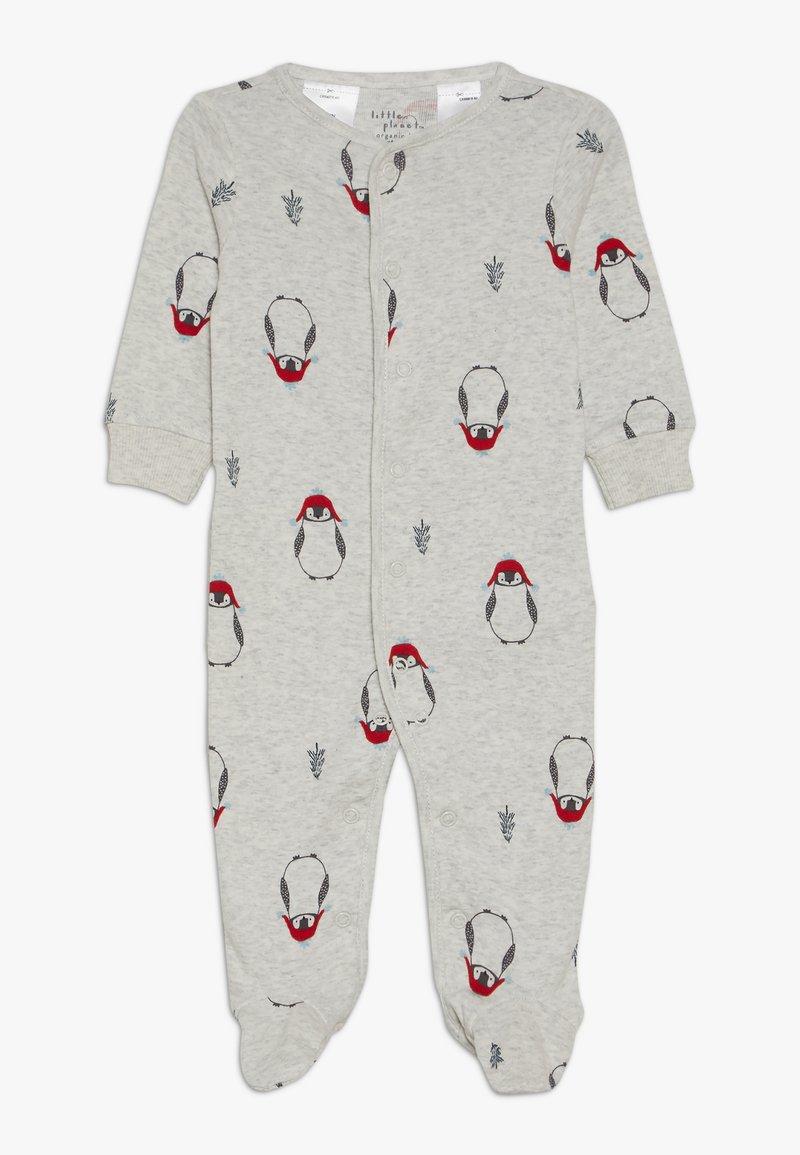 Carter's - PENGUIN BABY - Pyžamo - grey