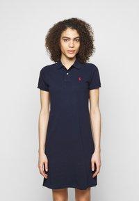 Polo Ralph Lauren - BASIC - Day dress - newport navy - 0