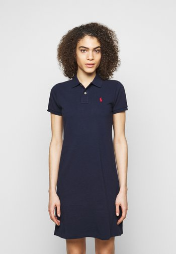 BASIC - Day dress - newport navy
