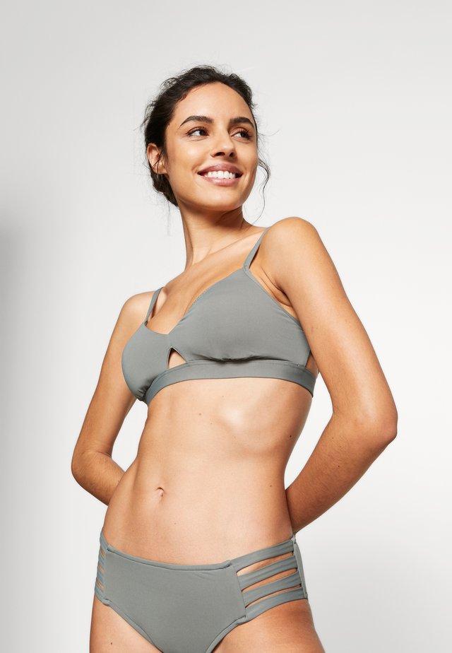 ACTIVE HYBRID  - Bikini-Top - oliveleaf
