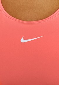 Nike Performance - BRA - Sujetadores deportivos con sujeción media - bright mango/white - 4