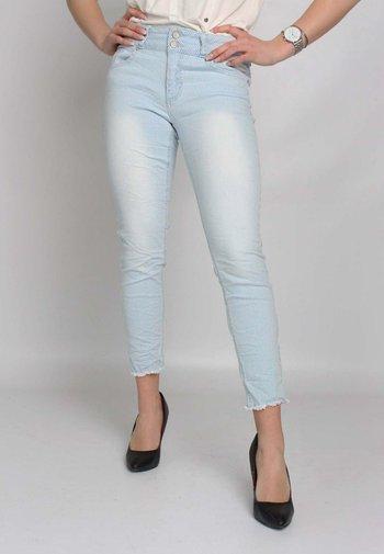 Jeans Skinny Fit - twill blue