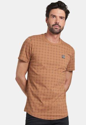 TOBI - T-shirt print - brown