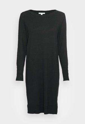 DRESSES - Neulemekko - black