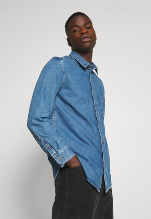 D BILLY  - Shirt - indigo