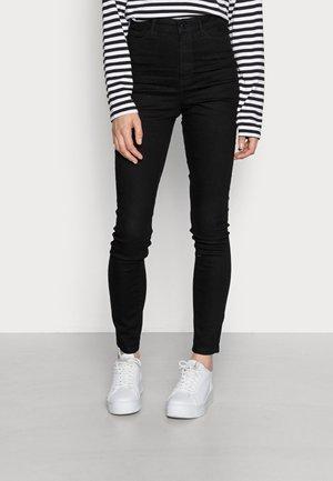 VMJULIA FLEX IT  - Skinny džíny - black denim
