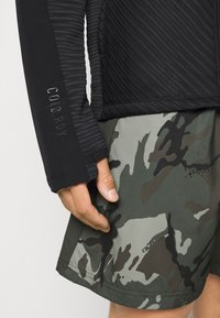 adidas Performance - TRAINING HOODED TRACKSUIT JACKET - Zip-up hoodie - black - 4