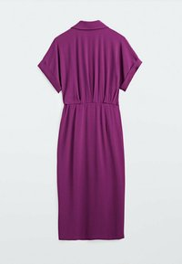 Massimo Dutti - Day dress - dark purple - 1