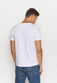 Tommy Hilfiger - SLUB TEE - T-shirt basic - white - 2