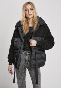 Urban Classics - Winter jacket - black - 0