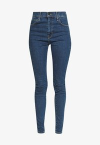 Levi's® - 720 HIRISE SUPER SKINNY - Jeans Skinny - tempo stone - 3