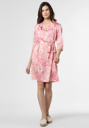 Day dress - rosa ecru