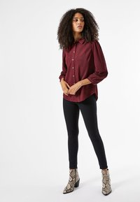Dorothy Perkins - Button-down blouse - red - 1