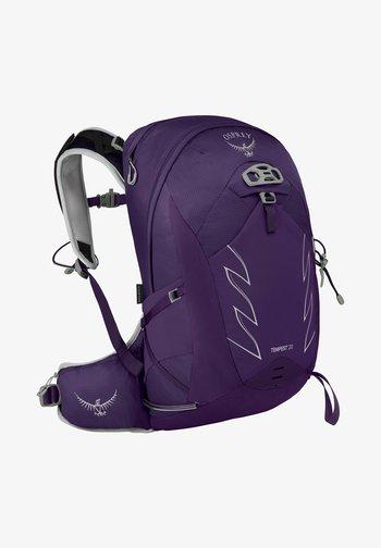 TEMPEST - Rucksack - violac purple