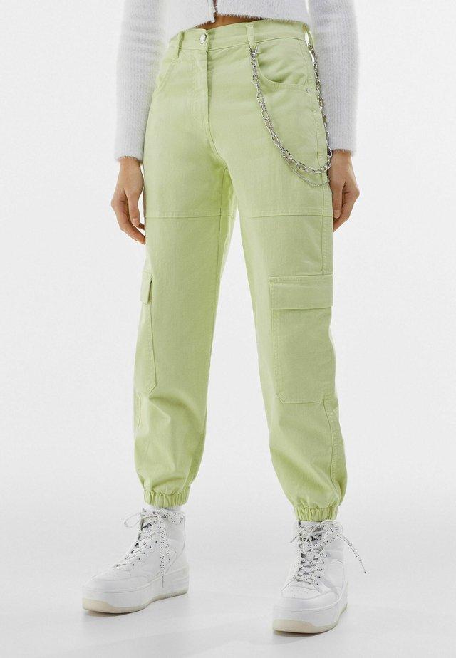 MIT KETTE  - Pantalon classique - green