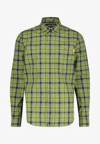 Timberland - LANGARM - Shirt - olive - 0