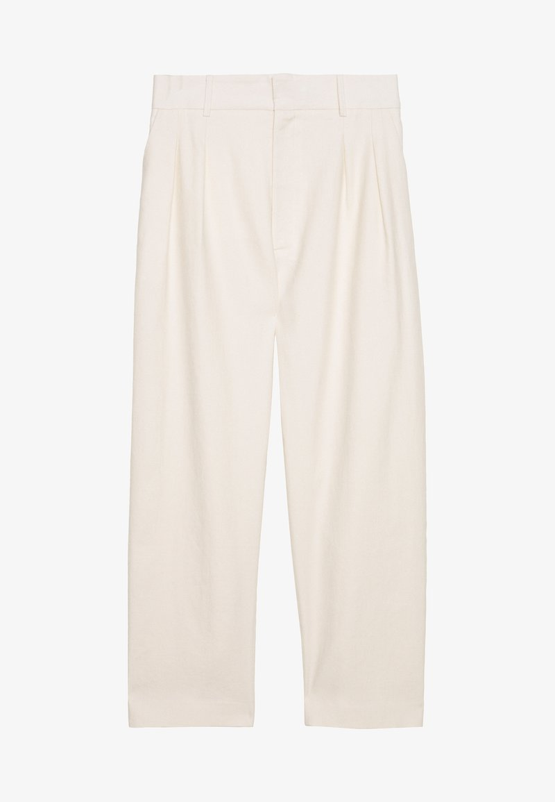 Rika - DIANE PANTS - Pantalones - offwhite
