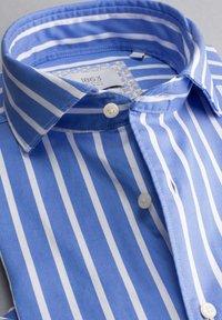 Eterna - MODERN - Formal shirt - hellblau/weiß - 5