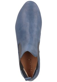 Think! - Platform ankle boots - indigo - 3