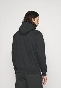 Nike Sportswear - RETRO HOODIE - Sweatshirt - off noir - 2