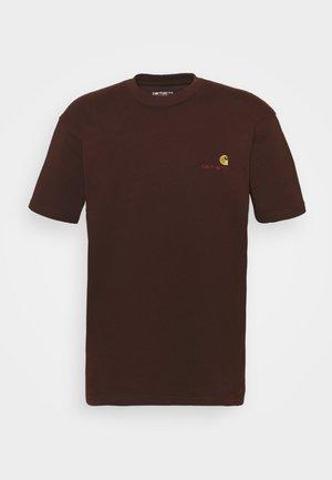 AMERICAN SCRIPT  - T-shirt med print - offroad