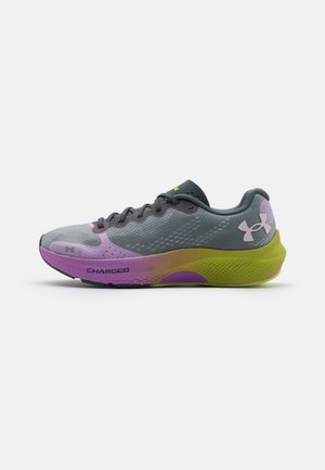 CHARGED PULSE - Zapatillas de running neutras - pitch gray