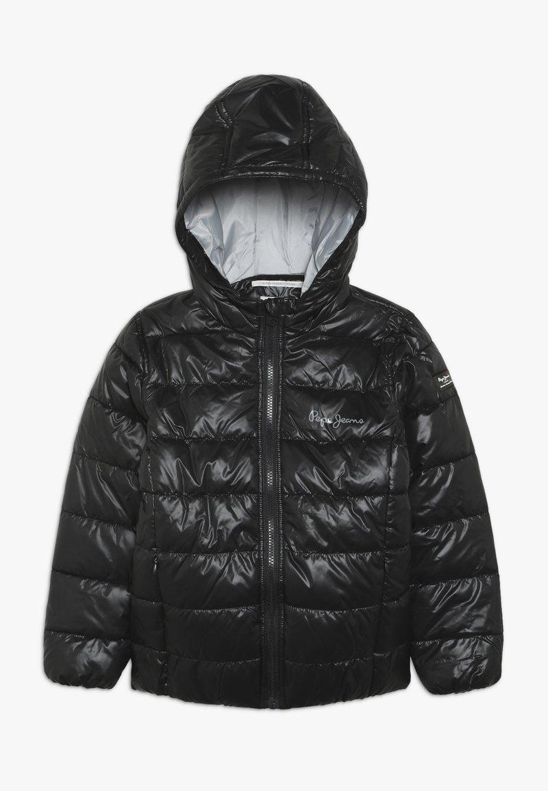 Pepe Jeans - ALPHIE - Zimní bunda - black