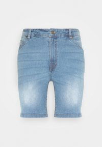 Urban Threads - Shorts - blue denim - 4