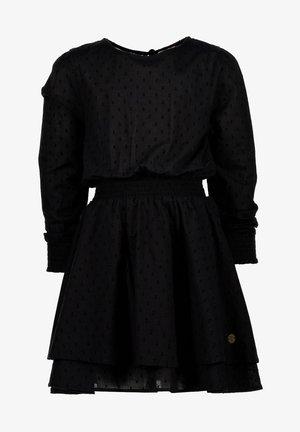 PIDILLA - Day dress - deep black